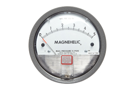 Magnehelic-gauges